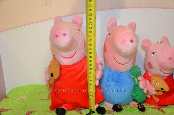 свинка пеппа обкакалась при маме