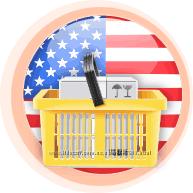 Покупки в интернет-магазинах США