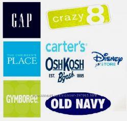 Лучшие бренды из США для детей под заказ