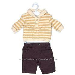 Стильный новый костюм для малыша