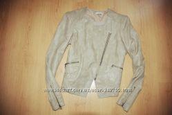 Куртка-косуха кожзам Мка