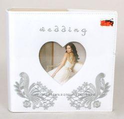 Свадебные фотоальбомы на 200 фото 10х15