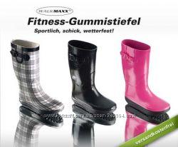 Резиновые сапоги из Германии WalkMaxx 36-42