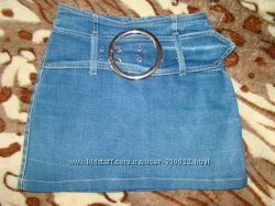 Джинсовая юбка Rexton