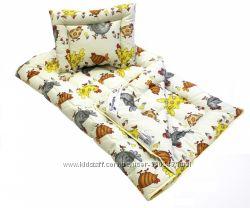 Комплект Беби одеяло и подушка Billerbeck