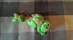 Продам лягушку с лягушонком Chicco