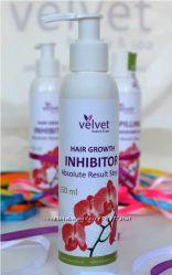 Ингибитор для замедления роста волос ТМ Velvet. Канада.