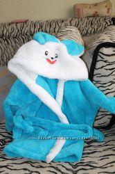 халат для мальчика