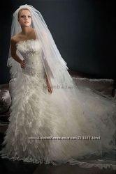 Дизайнерское свадебное платье ОРИГИНАЛ