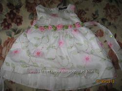 Два нарядных платьица