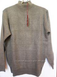 Джемпер мужской Теплый мужской пуловер Свитер мужской недорогой