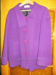 Пальто кашемировое расклешенное