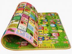 Игровые коврики для детей от 0 до 6 лет, толщина 1 см размер 180200 см