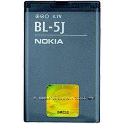 Аккумулятор BL-5J для Нокиа