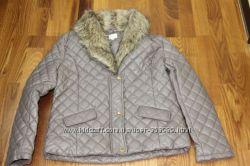 Куртка стеганая утепленная