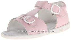 Фирменные летние босоножечки Umi розовые