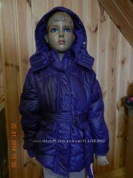 Распродажа Куртки демисезон для девочки тм Туп Туп Польша.