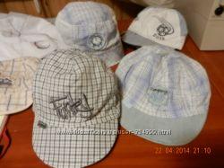 Панамки, кепки, бейзболки банданы летние для мальчиков.