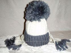 Разные теплые шапочки, шапки с ушками,  распродажа