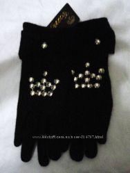 Очень стильные перчатки