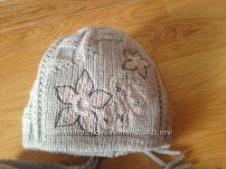 шапка  шарф AGBO