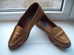 Женские туфли - мокасины Ecco Twist р. 38, стелька 24 см