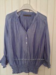 Zara basic блузка-рубашка. НЕ ДОРОГО