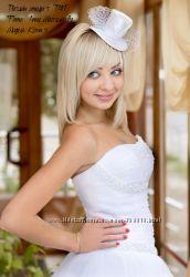 Вуалетки для стильных невест