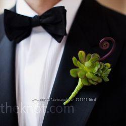 галстук - бабочка для джентльмена