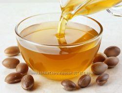 Аргановое масло чистое 30, 50, 100 мл Марокко, США - волосы, кожа, ногти