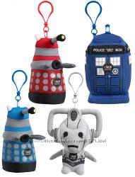 Коллекционные игрушки по сериалу Doctor Who Доктор Кто - Далеки, Кибермен