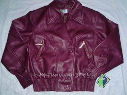 Куртка кожзам, новая