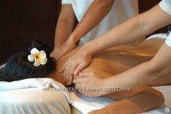 Дабл-массаж в четыре руки Кривой Рог