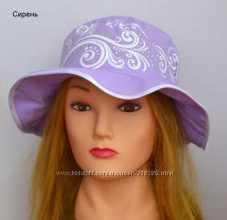 СП качественные шапки, панамки Arctic под 10 пр.  для девочек и мальчиков