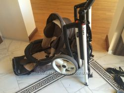 Продам коляску bebecar icon 2 in 1