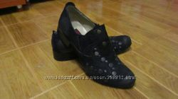 Кожаные туфли Etor стелька 27, 6-27, 7см