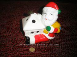 новый подсвечник Санта, из Германии