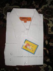 рубашки школьные от 27 до 38р, можно на обмен