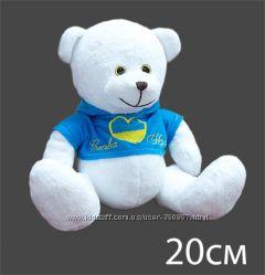 Мягкая игрушка Медвежонок патриот