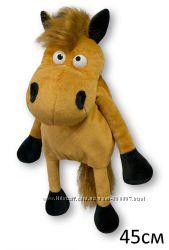 Мягкая игрушка Рюкзак конь Альфред