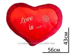 Мягкая игрушка Сердце Валентинка