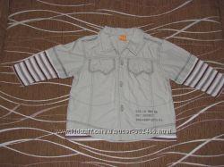Стильная рубашка для малыша