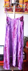 Фиолетовый сарафанчик