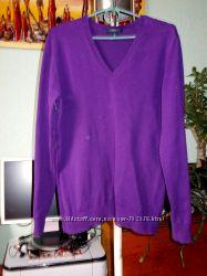Фиолетовый полувер