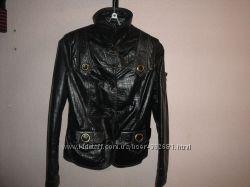 кожаная курточка снизила цену