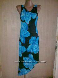 Платье, яркое