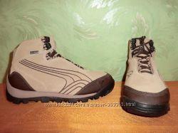 кроссовки  высокие PUMA Gorе-Tex 37 размер новые