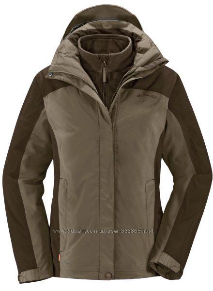 куртка 3 в 1 VAUDE KINTALI Jacket II  размер 40