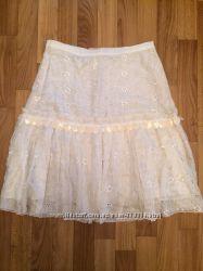 Очень красивая юбка BLUMARINE Италия 1линия