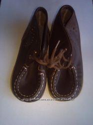 Обувь для самых маленьких. Кожаные сандалики размеры 14 и 13, 5 качество